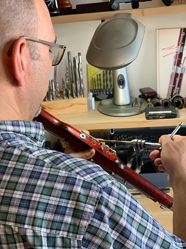 rs woodwind repair